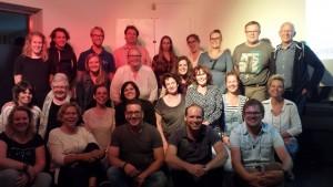 Groepsfoto 12 juni 2017