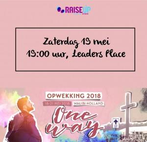 2018 Seminar Opwekking
