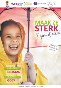 Flyer Opvoedevent MZS